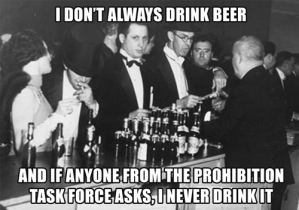 prohibition meme